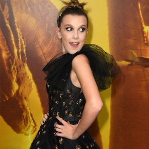 Millie Bobby Brown, Gozilla: King of the Monsters premiere
